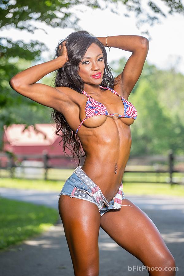 Marie Blanchard Bikini IFBB