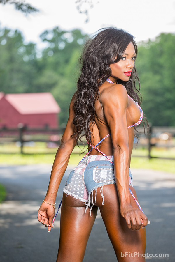 Marie Blanchard Fitness Athlete