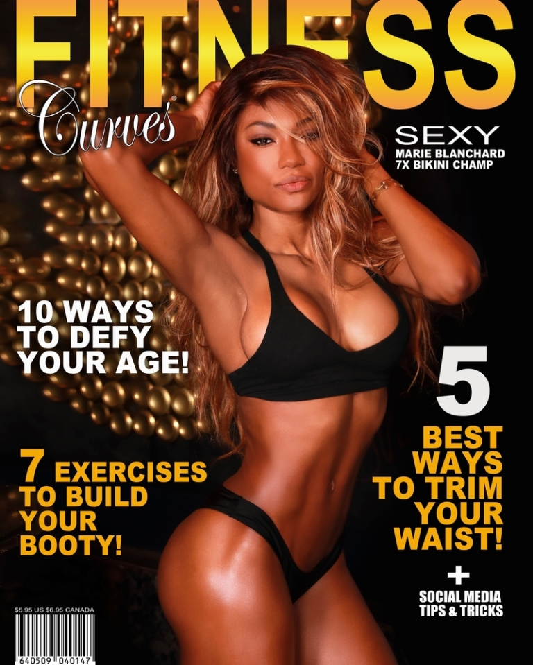 Marie Blanchard Fitness Curves